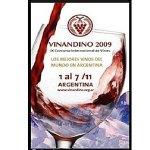 Concurso Internacional de Vinos VINANDINO 2009