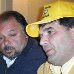 Olmedo estuvo en Cafayate y dió su apoyo a Barroso