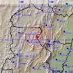 Se registró un sismo de 5.5 de intensidad