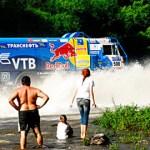 Vladímir Chagin ganó la primera etapa de camiones