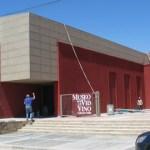 Postergan la inauguración del Museo de la Vid y el Vino
