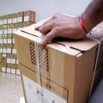 El piso electoral para diputados nacionales sería de unos 8.300 votos