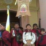 Llegaron a la Catedral de Salta los peregrinos gauchos