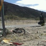 Grave accidente en la Ruta 40