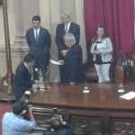 Asumieron los nuevos legisladores de Cafayate
