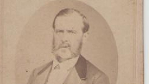 Sigisfredo Brachieri, el primer intendente de Cafayate.
