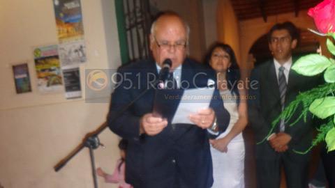 Jura el concejal Horacio Di Bella