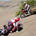 Un Dakar accidentado fue recibido por El Zonda en San Juan