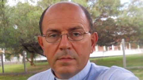 Monseñor José Demetrio Jiménez, el nuevo Obispo de la Prelatura de Cafayate