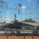 Más de un millón de pesos para sonido, luces y escenario de la Serenata a Cafayate
