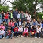 Niños de Tolombón visitaron Salta