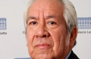 El diputado provincial de San Carlos, Hugo Rivadeneira