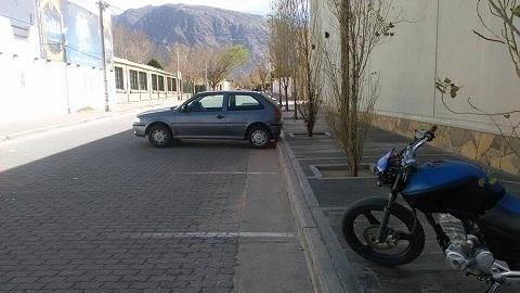 0 cafayate estacionamiento