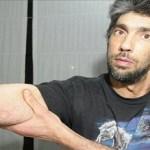 Otra agresión del hombre que le tiró agua hirviendo a peregrinos
