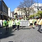 Peregrinos del Milagro participarán en el desfile de la fiesta patronal