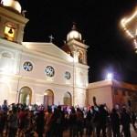 Cafayate honra con fe a «La Sentadita»