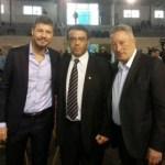 El Presidente de la Liga Calchaquí participa de la elección del presidente de la AFA