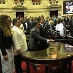 Miguel Nanni juró como diputado nacional