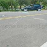 Tolombón: Volcó un auto con dos mujeres a bordo