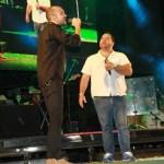 Abel Pintos hizo suspirar a la Serenata a Cafayate