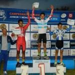 Jairo Ríos consiguió medalla de Plata en una competencia nacional