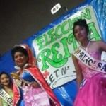 Gisel Renfiges es la Reina de los Estudiantes de la Escuela Agrotécnica