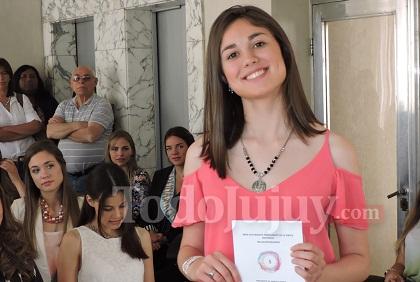 Ariadna Jazmín Sánchez Nieves de Jujuy