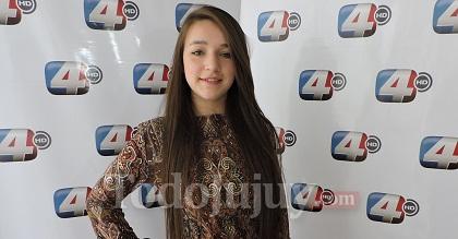 Camila Johana Velasco de Tierra del Fuego