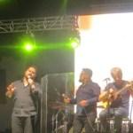 Segunda noche llena de voces y música en la Serenata a Cafayate