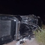 Dos personas graves tras un accidente en la Ruta 68