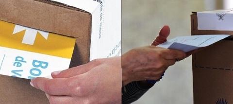 0 boleta de papel y electronica