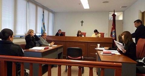 El Tribunal colegiado que juzga a Micaela Gutiérrez