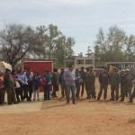 Paro y movilización de empleados municipales