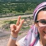 Fotógrafa cafayateña estuvo durante el terremoto en México y reaccionó solidariamente