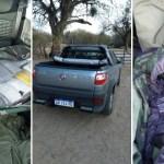 Secuestraron más de 100 kilos de cocaína cerca de Tolombón