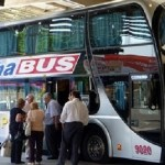 Se levantó el paro de choferes de Flecha Bus