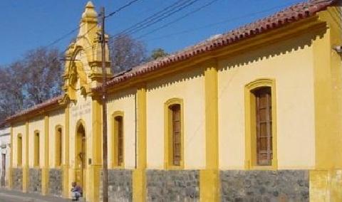 El Hogar de Ancianos fue ideado por el Padre Ismael Sueldo, hoy lleva su nombre.