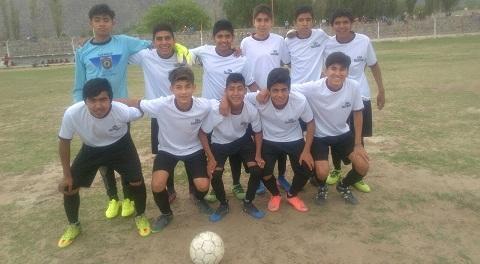El equipo Sub15 de la Liga Calchaquí de bajo desempeño  no pudo ganar ningún partido