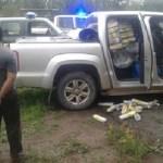 Evadió un control en Cafayate pero lo detuvieron más adelante cargado con hojas de coca