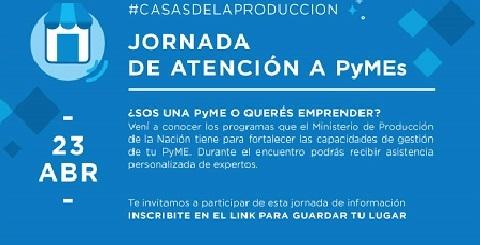 Jornada de Atención a Pymes en Cafayate