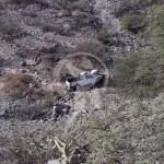 Aclaran que no murió la joven herida en el accidente cerca de San Carlos