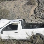 Confirman que murió la chica de 17 años que se accidentó cerca de San Carlos