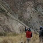 Preocupa la sedimentación del Río Chuscha y proyectan acciones inmediatas