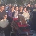 Coplas acongojadas en la despedida final a Doña Amalia López