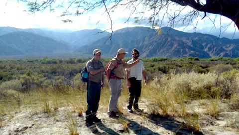 Evalúan zonas de Tolombón y San Carlos como nuevas Áreas Protegidas