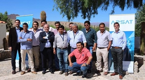 Convenio entre municipios del Valle Calchaquí y ARSAT para mejorar internet