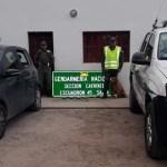 Incautaron 11 kilos de cocaína en La Punilla