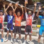 Jairo Ríos ganó la Clásica Trepada a la Quebrada San Lorenzo