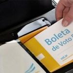 Voto electrónico: El presidente de mesa debe asegurarse de que el votante verificó su boleta