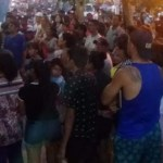 Videos: La marcha de vecinos terminó con serios incidentes